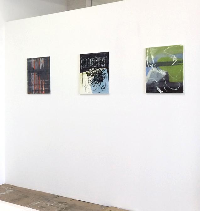 Olea Nova, Studio View, 2014
