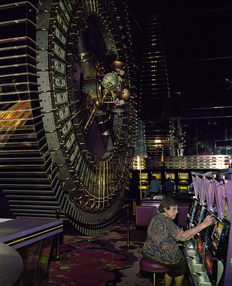 Jay Wolke, Wheel of Fortune, Las Vegas, 1988